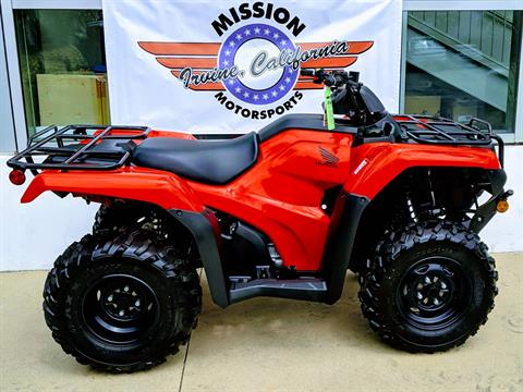 2019 Honda FourTrax Rancher in Irvine, California - Photo 1