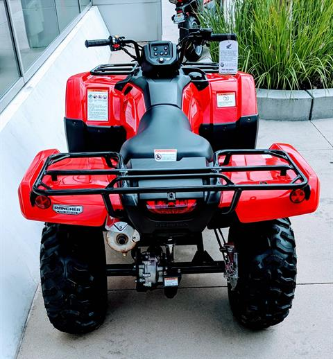2019 Honda FourTrax Rancher in Irvine, California - Photo 4
