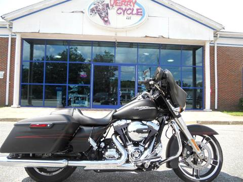 2014 Harley-Davidson Street Glide® Special in Derry, New Hampshire