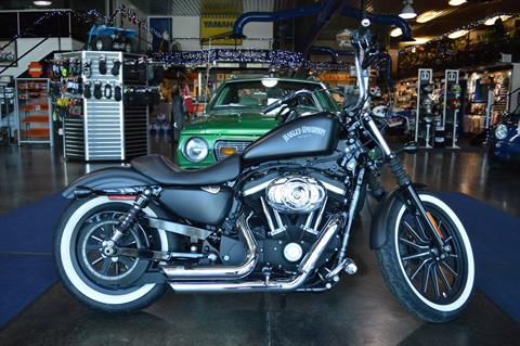 2015 Harley-Davidson Iron 883™ in Derry, New Hampshire - Photo 1