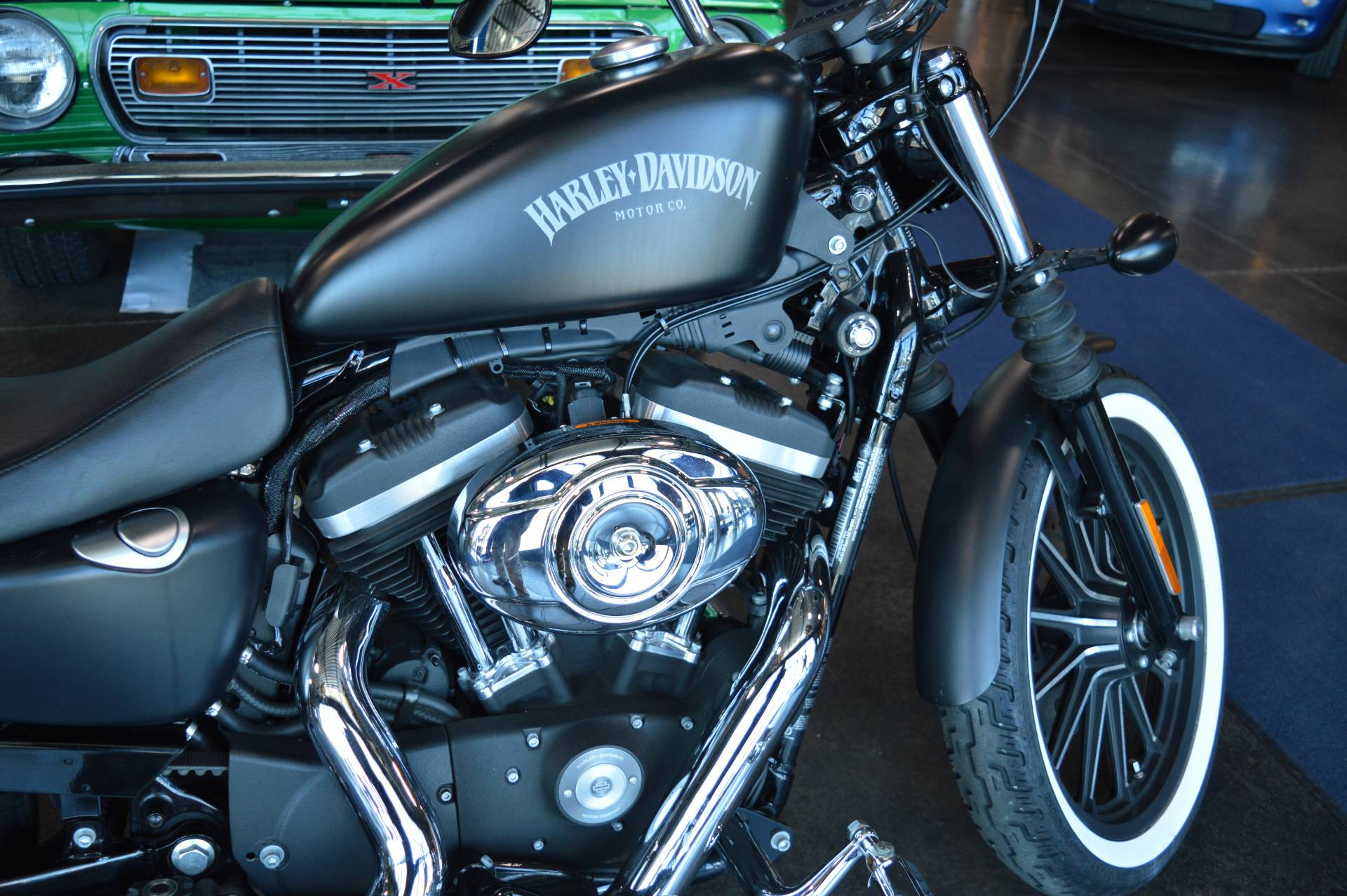 2015 Harley-Davidson Iron 883™ in Derry, New Hampshire - Photo 2