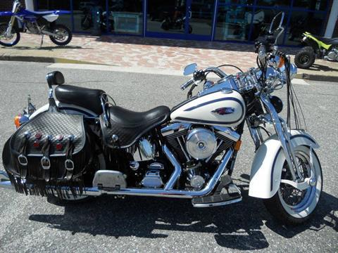 1997 Harley-Davidson Heritage Springer FLSTS in Derry, New Hampshire - Photo 2