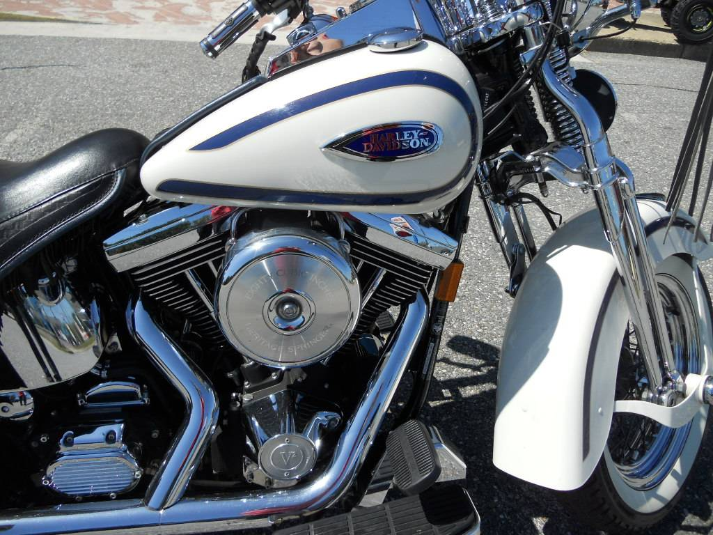 1997 Harley-Davidson Heritage Springer FLSTS in Derry, New Hampshire - Photo 3