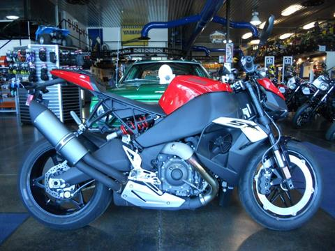 2015 Erik Buell Racing 1190SX in Derry, New Hampshire