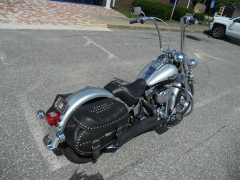 2003 Harley-Davidson FLSTC/FLSTCI Heritage Softail® Classic in Derry, New Hampshire