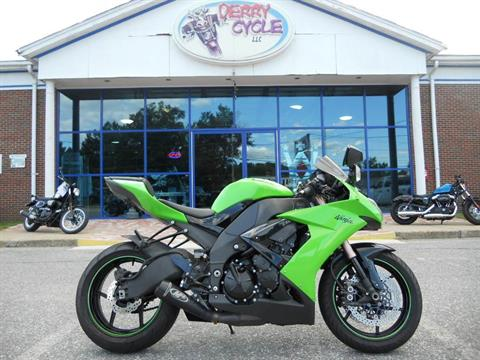 2008 Kawasaki Ninja® ZX™-10R in Derry, New Hampshire