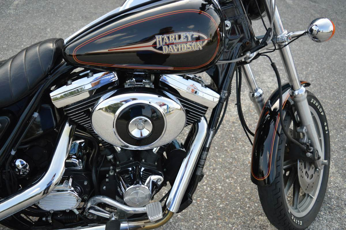1993 Harley-Davidson FXRS-SP in Derry, New Hampshire - Photo 2