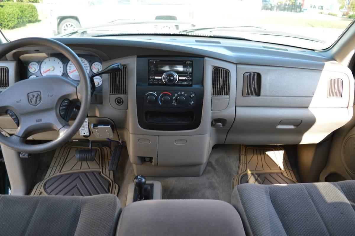 Used 2003 Dodge Ram 2500 Slt Quad Cab 4x4 57 Hemi Automobile In Derry New Hampshire