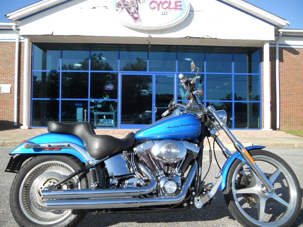 2004 Harley-Davidson FXSTD/FXSTDI Softail® Deuce™ in Derry, New Hampshire - Photo 1