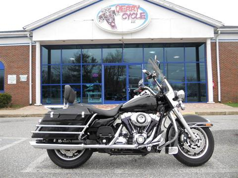 2008 Harley-Davidson Police Road King® in Derry, New Hampshire