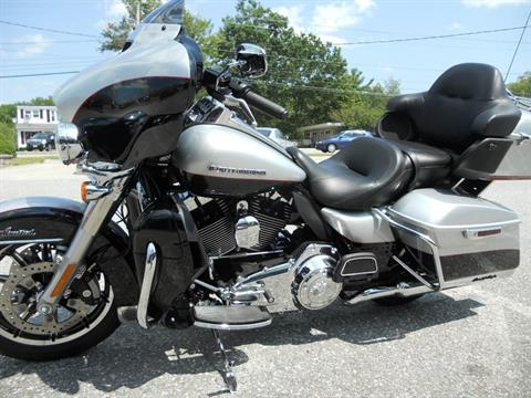 2015 Harley-Davidson Ultra Limited in Derry, New Hampshire