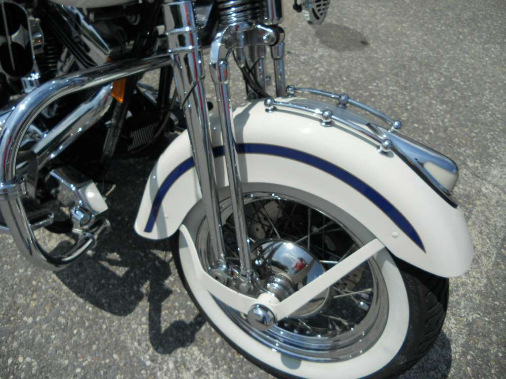 1997 Harley-Davidson FLSTS Heritage Springer in Derry, New Hampshire