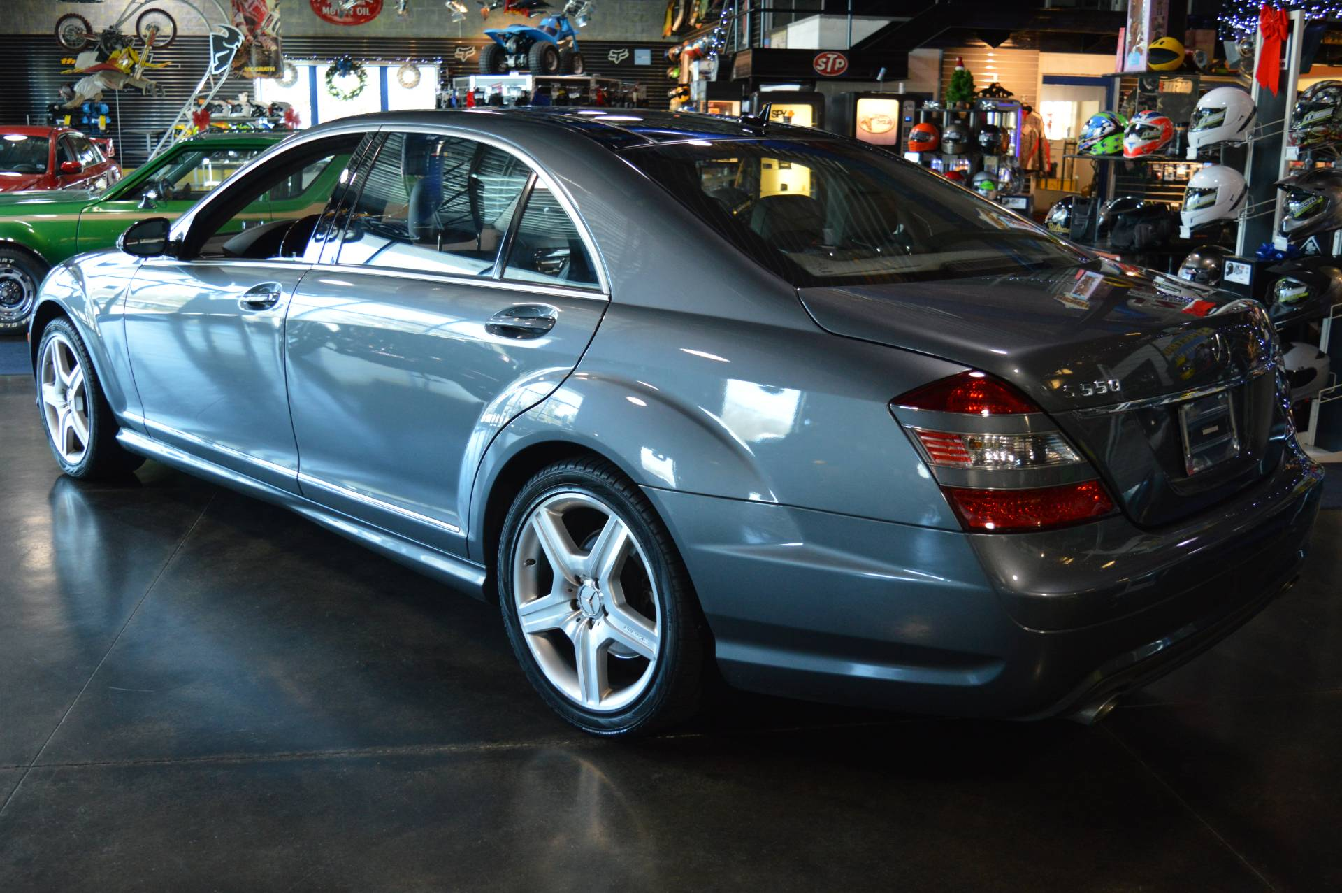2007 Mercedes-Benz S550 4MATIC in Derry, New Hampshire - Photo 3