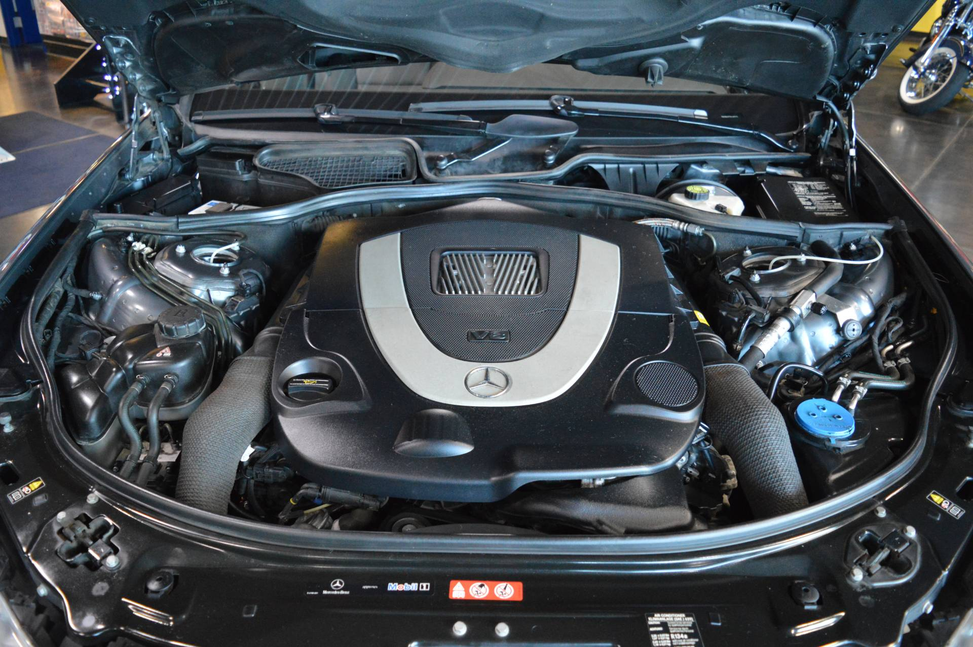 2007 Mercedes-Benz S550 4MATIC in Derry, New Hampshire - Photo 10