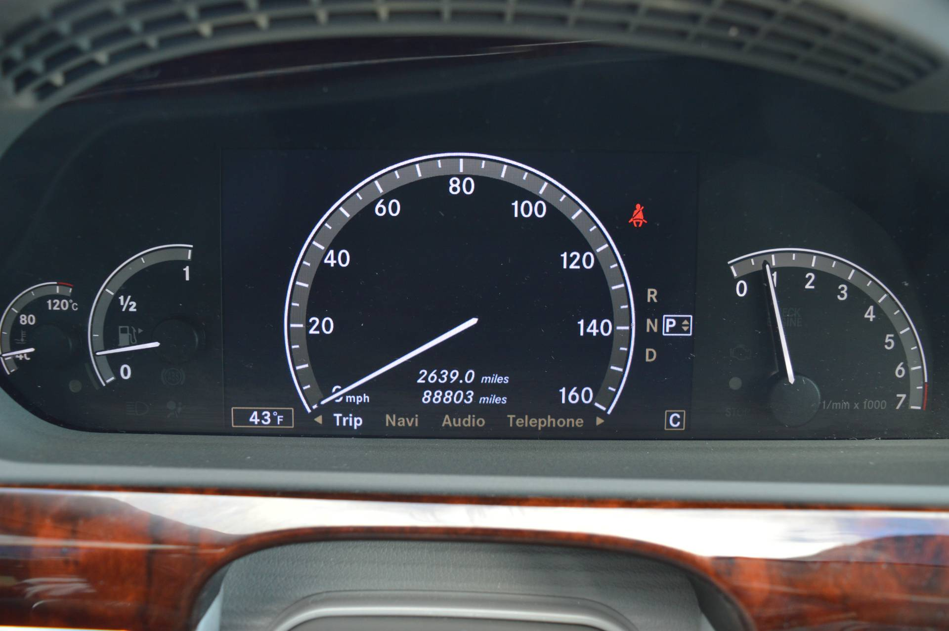 2007 Mercedes-Benz S550 4MATIC in Derry, New Hampshire - Photo 11