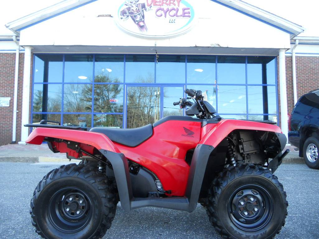 2014 Honda FourTrax® Rancher® 4x4 DCT EPS in Derry, New Hampshire - Photo 1