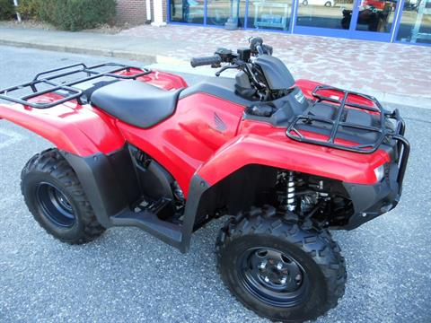 2014 Honda FourTrax® Rancher® 4x4 DCT EPS in Derry, New Hampshire - Photo 2