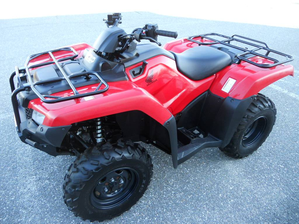 2014 Honda FourTrax® Rancher® 4x4 DCT EPS in Derry, New Hampshire - Photo 3