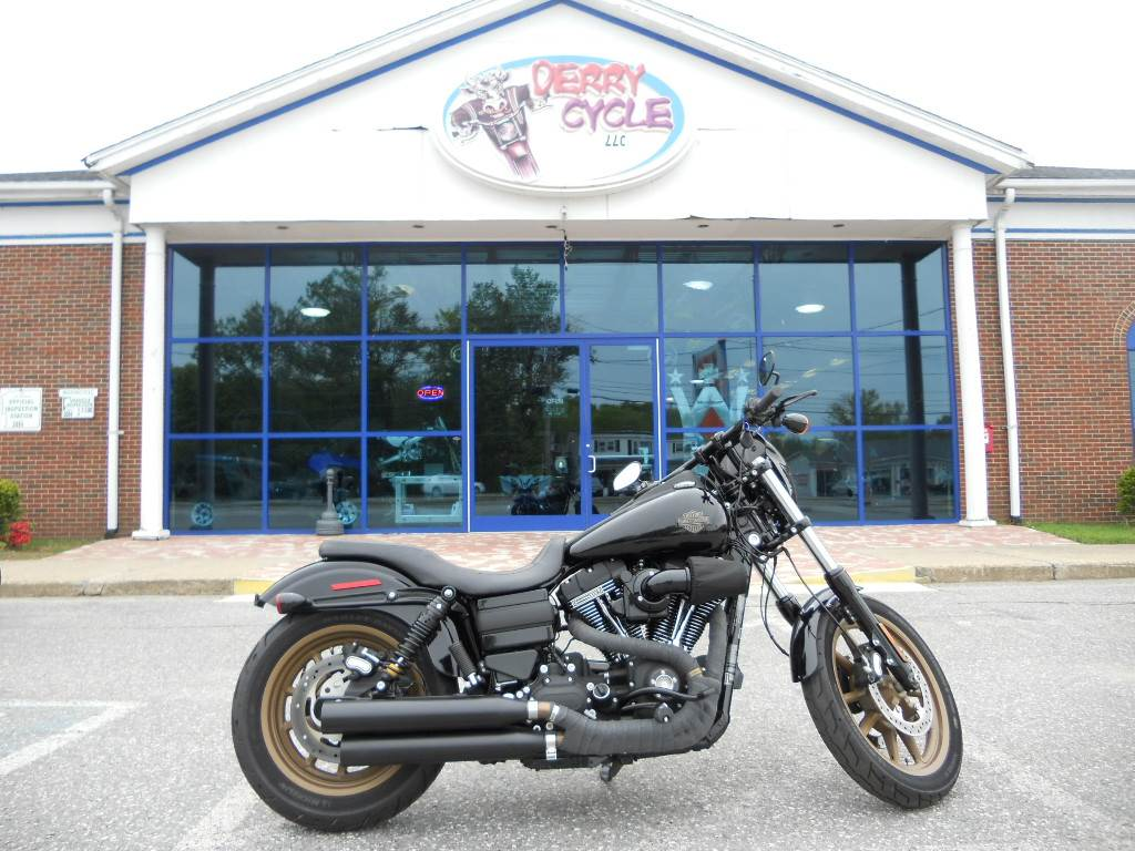 2016 Harley-Davidson Low Rider® S in Derry, New Hampshire
