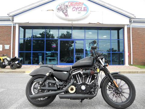 2011 Harley-Davidson Sportster® Iron 883™ in Derry, New Hampshire