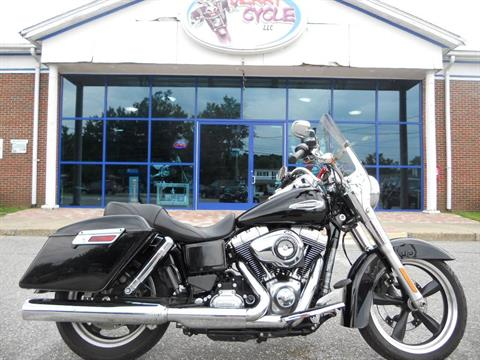 2012 Harley-Davidson Dyna® Switchback in Derry, New Hampshire