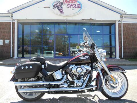 2015 Harley-Davidson Softail® Deluxe in Derry, New Hampshire