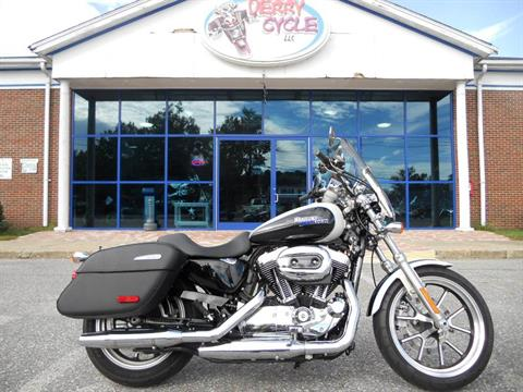 2014 Harley-Davidson SuperLow® 1200T in Derry, New Hampshire