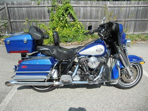 1987 Harley-Davidson FLHTC ELECTRA GLIDE CLASSIC in Derry, New Hampshire