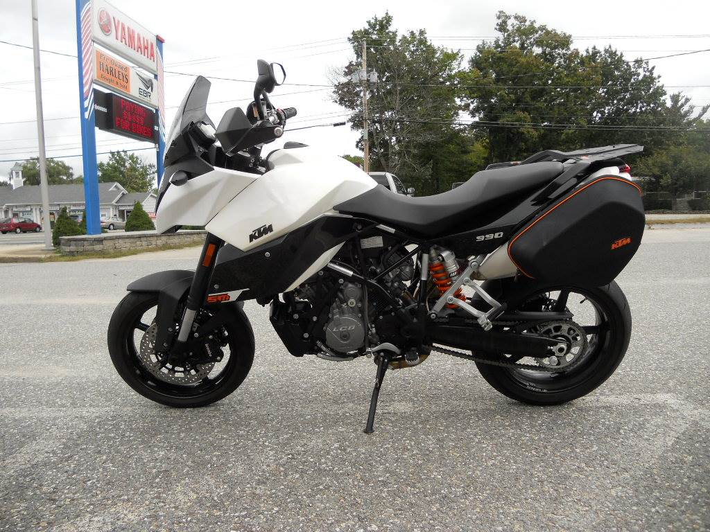 2011 KTM 990 SM T in Derry, New Hampshire