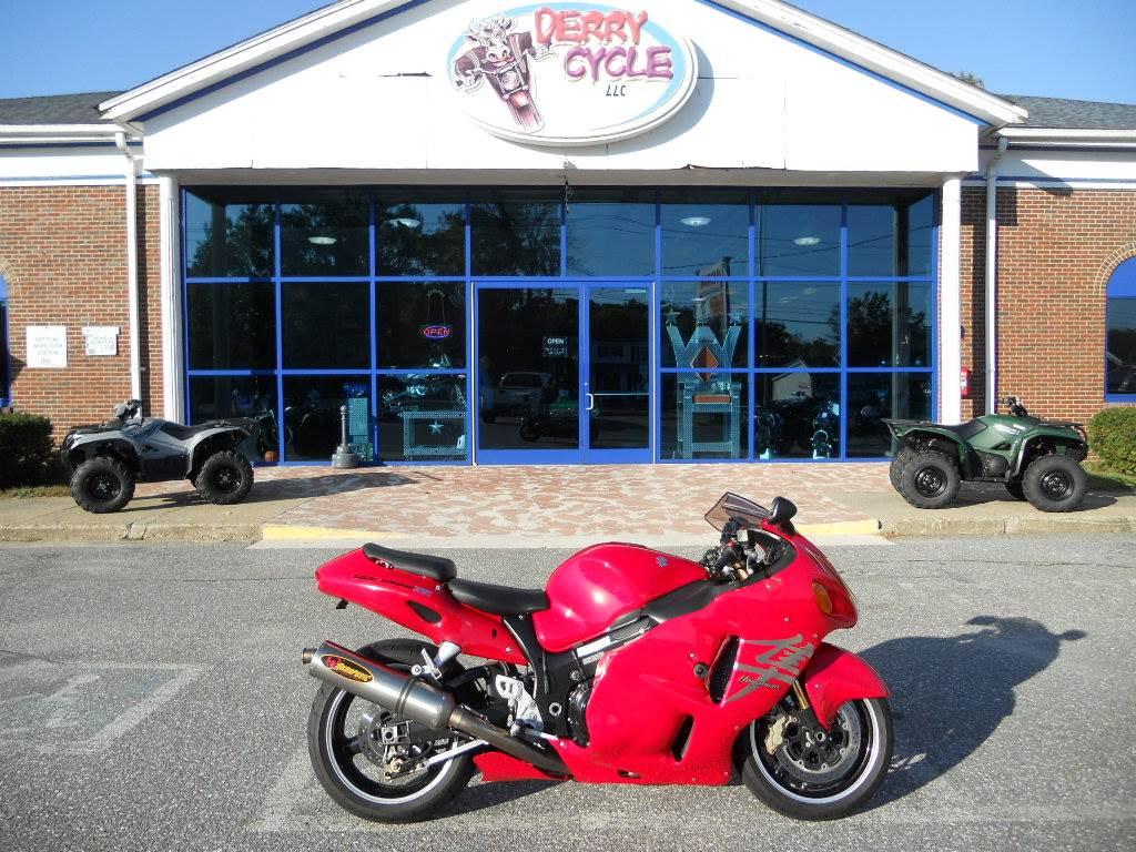 Used 2004 Suzuki GSX1300R Hayabusa Motorcycles in Derry, NH