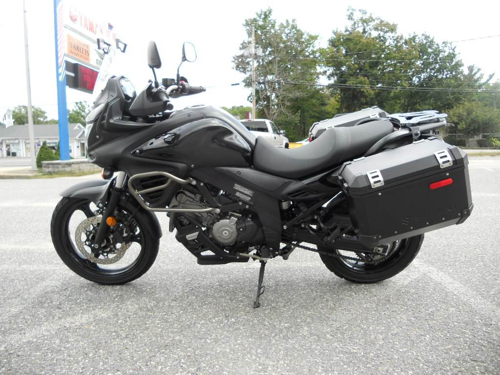 2012 Suzuki V-Strom 650 ABS Adventure in Derry, New Hampshire