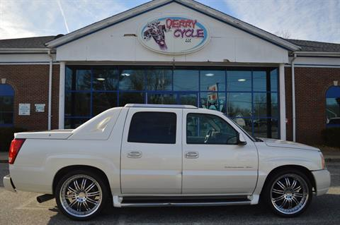 2003 Cadillac Escalade EXT in Derry, New Hampshire
