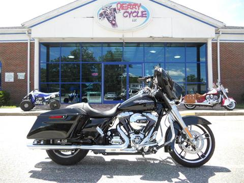 2014 Harley-Davidson Street Glide® in Derry, New Hampshire