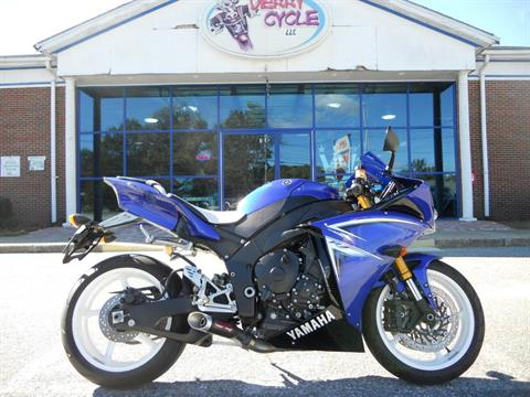 2009 Yamaha YZFR1 in Derry, New Hampshire