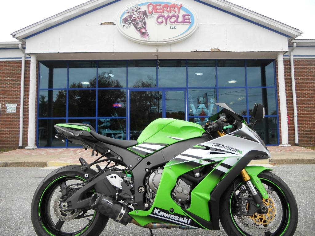 2015 Kawasaki Ninja® ZX™-10R ABS 30th Anniversary in Derry, New Hampshire - Photo 1