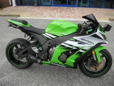 2015 Kawasaki Ninja® ZX™-10R ABS 30th Anniversary in Derry, New Hampshire - Photo 2