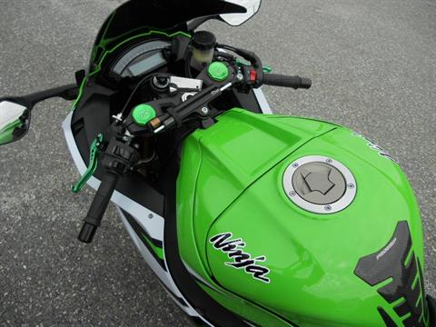 2015 Kawasaki Ninja® ZX™-10R ABS 30th Anniversary in Derry, New Hampshire - Photo 11