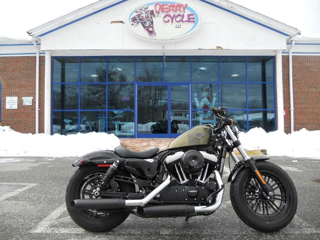 Used 2016 Harley-Davidson Forty-Eight® Motorcycles in Derry, NH