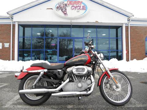 2006 Harley-Davidson Sportster® 883 Custom in Derry, New Hampshire