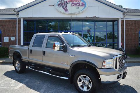 2006 Ford F350SD CREWCAB 6.0 DIESEL in Derry, New Hampshire