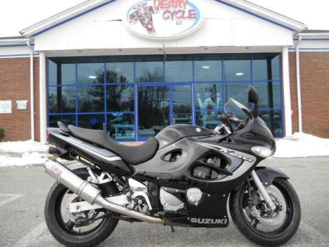 2006 Suzuki GSX600 in Derry, New Hampshire