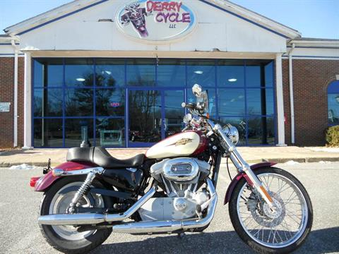 2007 Harley-Davidson XL 883C Sportster® in Derry, New Hampshire