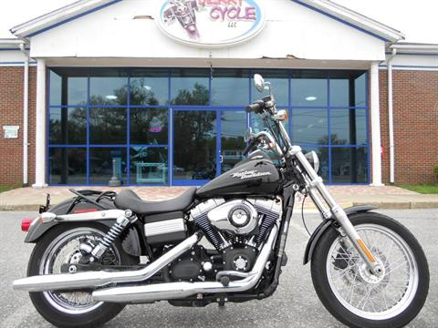 2008 Harley-Davidson Dyna Street Bob in Derry, New Hampshire
