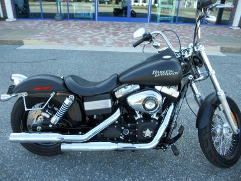 2012 Harley-Davidson Dyna® Street Bob® in Derry, New Hampshire - Photo 1