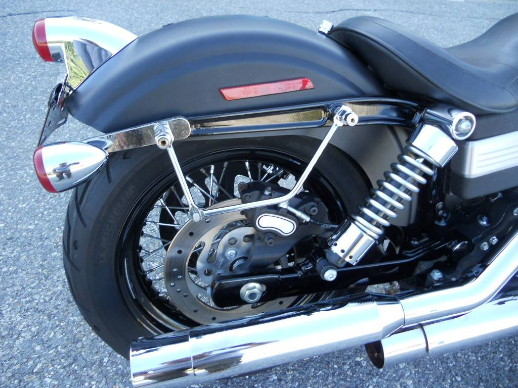 2012 Harley-Davidson Dyna® Street Bob® in Derry, New Hampshire - Photo 4
