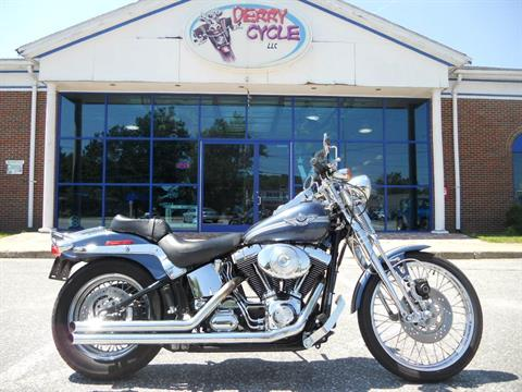 2003 Harley-Davidson FXSTS/FXSTSI Springer®  Softail® in Derry, New Hampshire