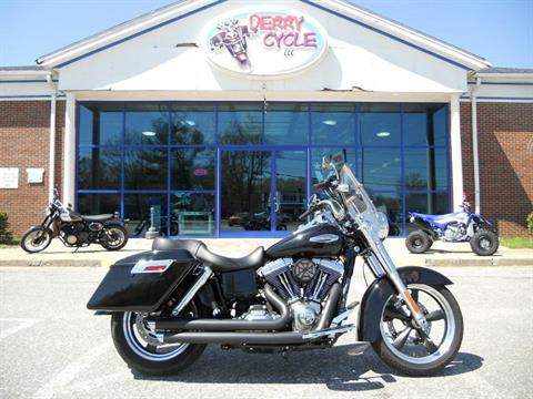 2013 Harley-Davidson Dyna® Switchback™ in Derry, New Hampshire