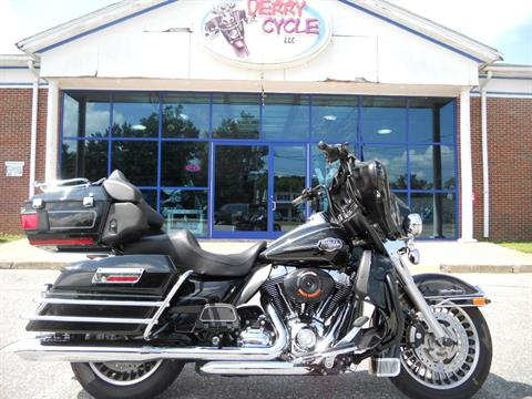 2010 Harley-Davidson Ultra Classic® Electra Glide® in Derry, New Hampshire
