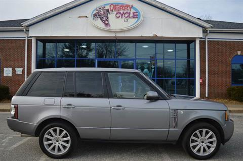 2012 LAND ROVER RANGE ROVER SUPERCHARGED in Derry, New Hampshire - Photo 1