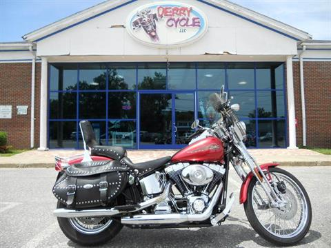 2004 Harley-Davidson FXSTS/FXSTSI Springer® Softail® in Derry, New Hampshire